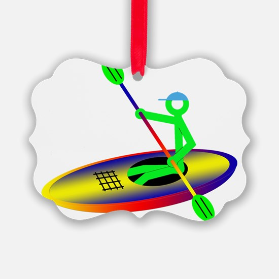Kayak5 Ornament