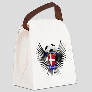 soc_wing_denmark Canvas Lunch Bag