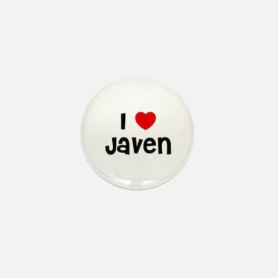 I * Javen Mini Button