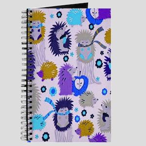 Hedgehog Meadow Cream copyf Journal
