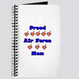 Proud USAF Air Force Mom Journal