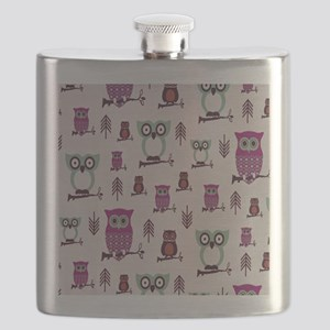 Hooty Owl copy Flask