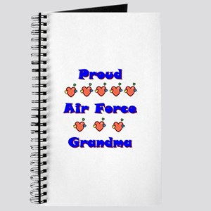 Air Force Grandma Journal