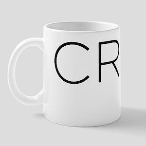 Crisp White Mug