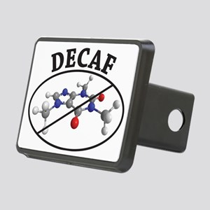 decaf Rectangular Hitch Cover