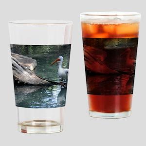 Pelican II Drinking Glass
