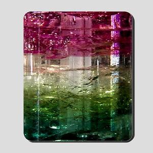 Elbaite-Melon-iPad 2-Case Mousepad