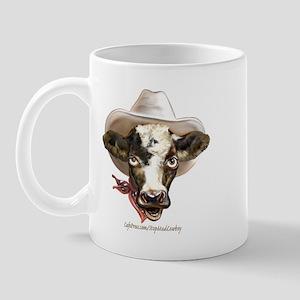 Funny Stop Mad Cow Disease Mug