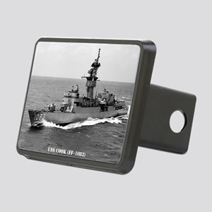 cook ff framed panel print Rectangular Hitch Cover