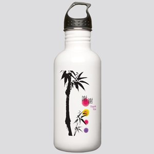 thank you bamboo Stainless Water Bottle 1.0L