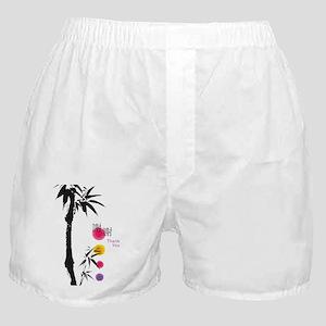 thank you bamboo Boxer Shorts