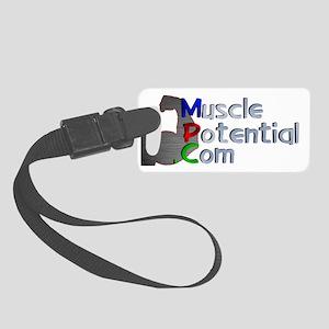 Logo - Website copy Small Luggage Tag