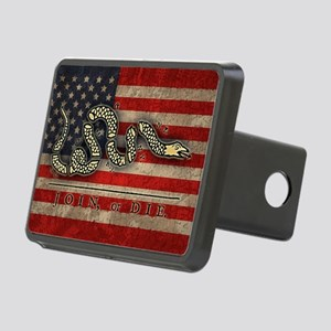 flag1-join-die-OV Rectangular Hitch Cover
