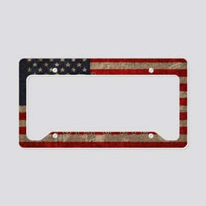 flag1-join-die-OV License Plate Holder