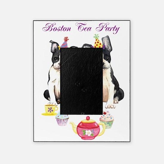 boston tea party Picture Frame