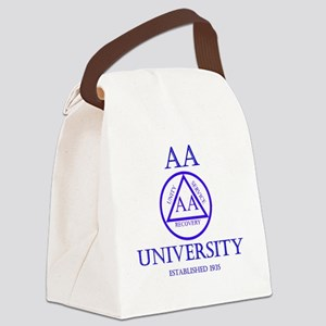 aa-university16 Canvas Lunch Bag