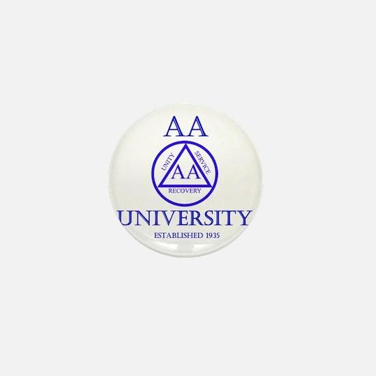aa-university16 Mini Button