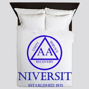 aa-university16 Queen Duvet