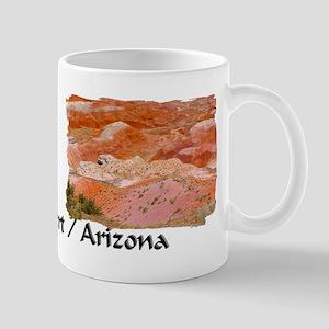 Colorful Painted Desert 11 oz Ceramic Mug