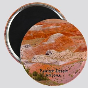 Colorful Painted Desert Magnet Magnets