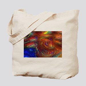 The Evolution of Color Tote Bag