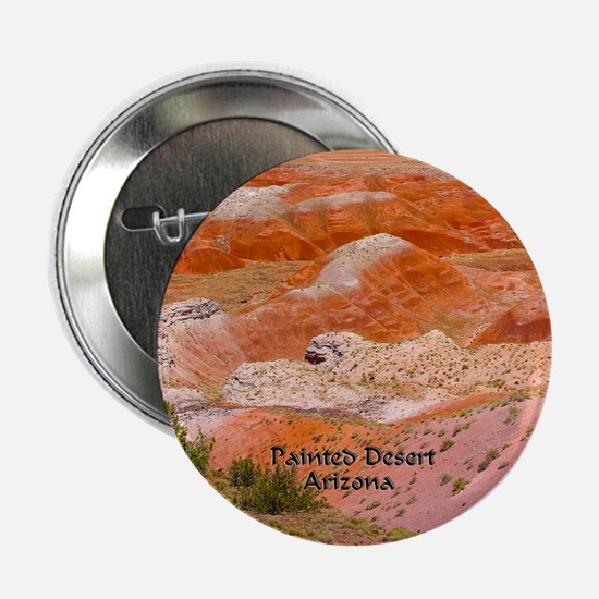 "Colorful Painted Desert 2.25"" Button"
