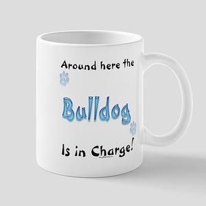 Bulldog Charge Mug