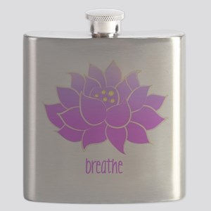 breathe lotus Flask