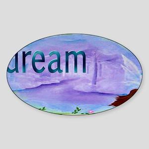 fairy Sticker (Oval)