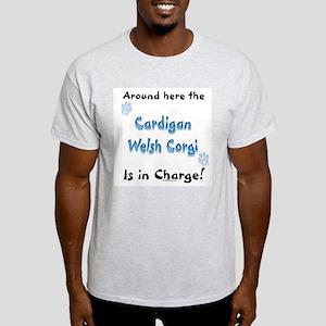 Welsh Corgi Charge Light T-Shirt