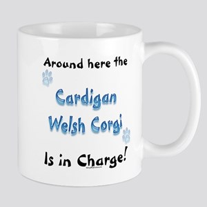 Welsh Corgi Charge Mug