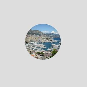 Monte Carlo Mini Button
