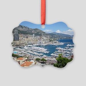 Monte Carlo Picture Ornament