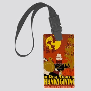 RS_Thanksgiving_7x10 Large Luggage Tag