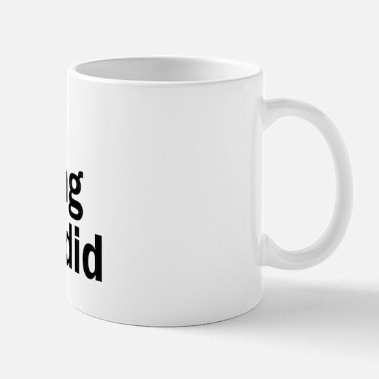 I am Sofa King we Todd did Mug