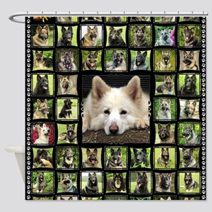 blanket-wildeshots_coz Shower Curtain