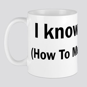 I know HTML (How To Meet Mug