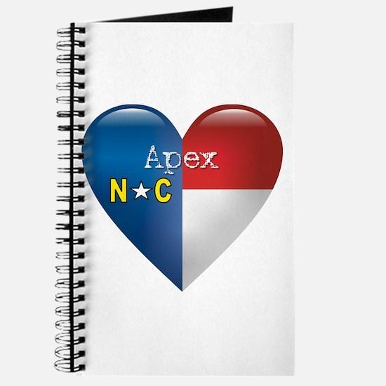 Love Apex North Carolina Journal