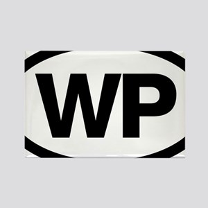 WP Rectangle Magnet