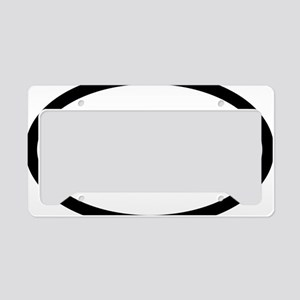 WP License Plate Holder