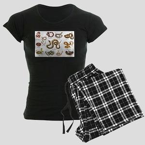 b71a7f83d5cc Snake Pajamas - CafePress