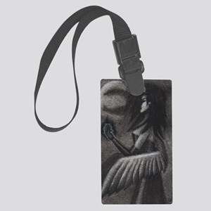 FoleyKMidnightWitch Large Luggage Tag