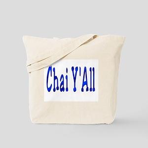 Chai Y'All Hi Tote Bag