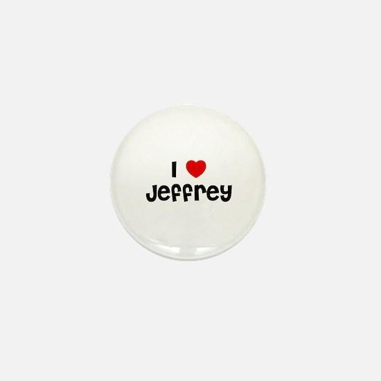 I * Jeffrey Mini Button