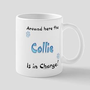 Collie Charge Mug