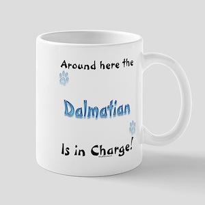 Dalmatian Charge Mug