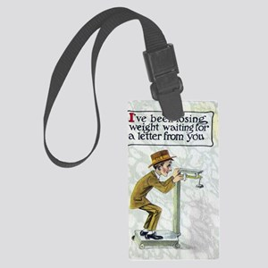 mail Large Luggage Tag