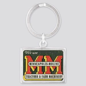34-1505_Minneapolis_Moline_Trac Landscape Keychain