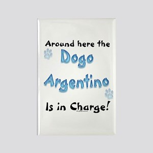 Dogo Charge Rectangle Magnet