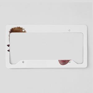 leggomack License Plate Holder